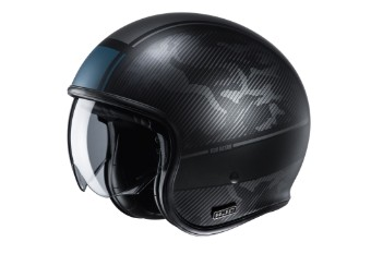 V30 Alpi MC-5SF Jet-Helm