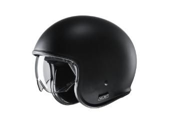 V30 Jet-Helm matt-schwarz