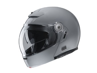 V90 Retro Klapp-Helm n. grey