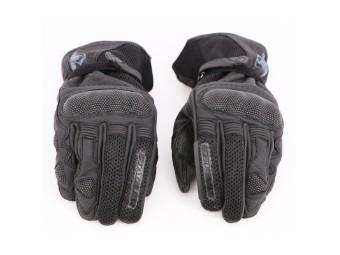 Vent 2 Sommer Handschuhe schwarz