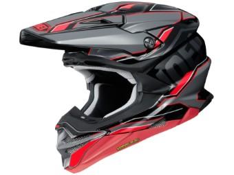 VFX-WR Allegiant TC-1 rot MX Enduro Helm
