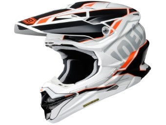 VFX-WR Allegiant TC-8 orange MX Enduro Helm
