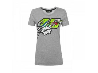 Woman Pop Art T-Shirt