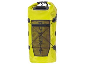 Roll Bag B-Ware Schwarz/Neon-Gelb