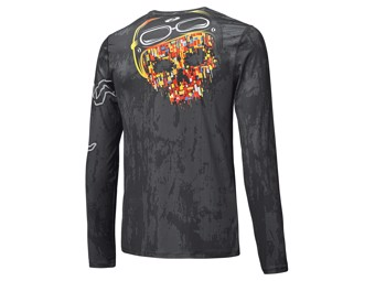Style Skin Top Shirt Skull