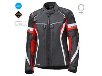 Imola ST GTX Damen Jacke schwarz/weiß/rot