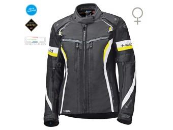 Imola ST GTX Damen Jacke schwarz/neon-gelb