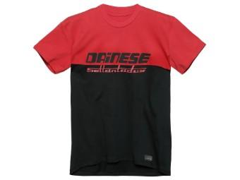 Dunes T-Shirt rot/tap-shoe