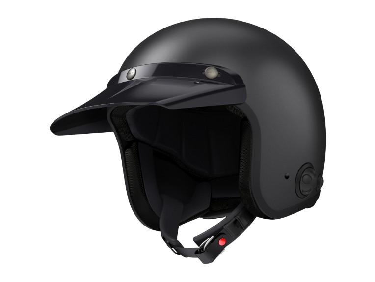 16010010-L, Sena Savage Jet-Helm