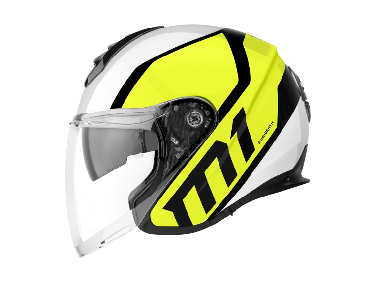 474 922 3360, Schuberth M1 Jet-Helm