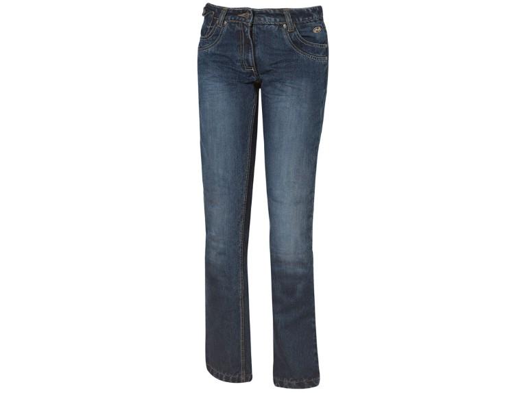 6362-40, CRACKERJANE Jeans mit Kevlar HELD