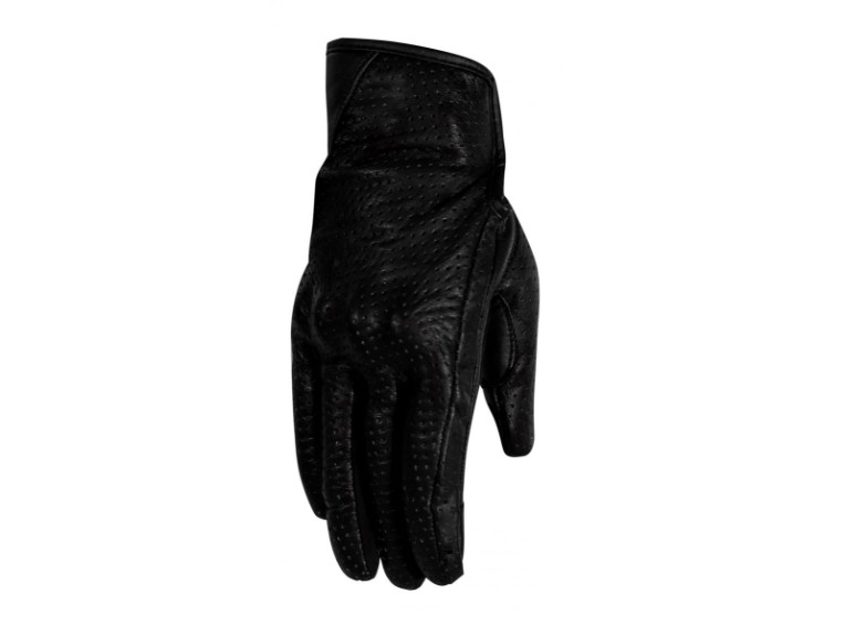 68337-L-100, Rusty Stitches Gloves Eve Black L