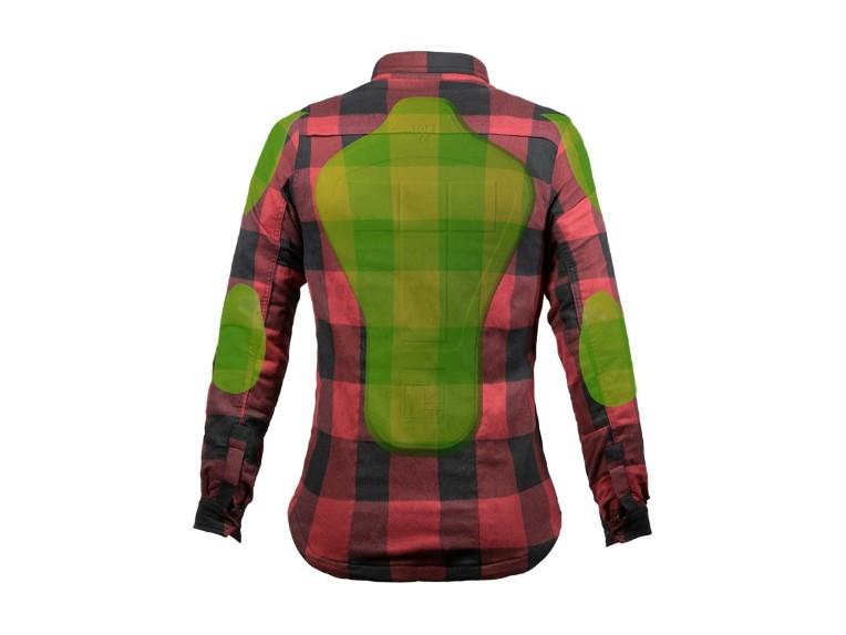 jdl8001_women_motoshirt_black_red_protection