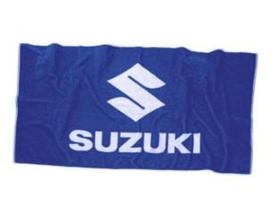 Handtuch der Marke Suzuki