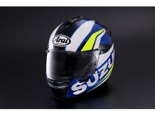 Suzuki ARAI Chaser-X Suzuki MotoGP Helm