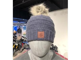 Wintermütze Pudelmütze mit Bommel