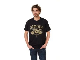 Faster Sons T-Shirt von Roland Sands Yamaha Bike