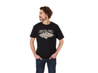 Faster Sons T-Shirt von Roland Sands Yamaha Wheel