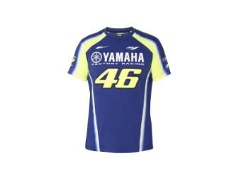 VR46 - Valentino Rossi Yamaha Men T-shirt