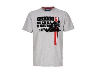 8 Hours Suzuka T-Shirt Retro GS1000