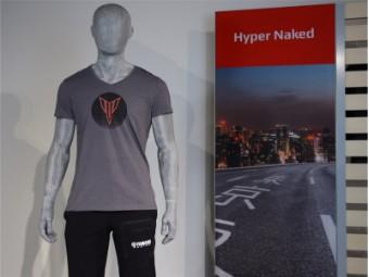 T-Shirt Damen Hyper Naked