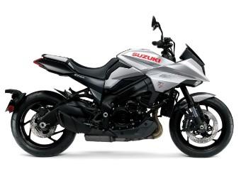 GSX-S 1000 SRQM0 Katana
