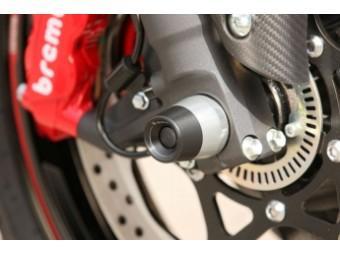 Achsprotektor Vorderrad Crashpad orig. Suzuki GSX-S1000 / F 2015-2019