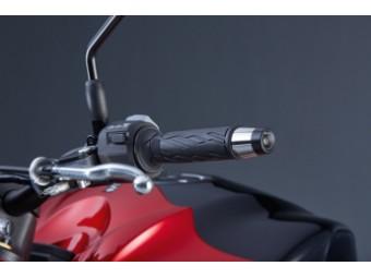 Lenkerenden Aluminium orig. Suzuki