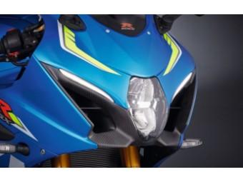 Lufteinlassabdeckung Carbon Suzuki GSX-R1000 R 2017-2019