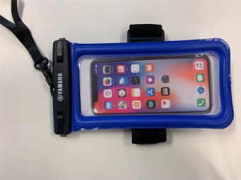 Floating Phone Case Wasserdichte Handyhülle von Yamaha