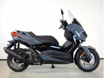 XMAX 125 TECH MAX