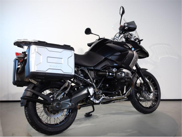 BMW R1200 GS Triple Black, WB1045003CZX49499