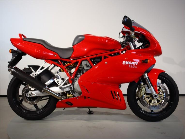 Ducati 1000 Supersport SS DS, ZDMV503AA5B005270