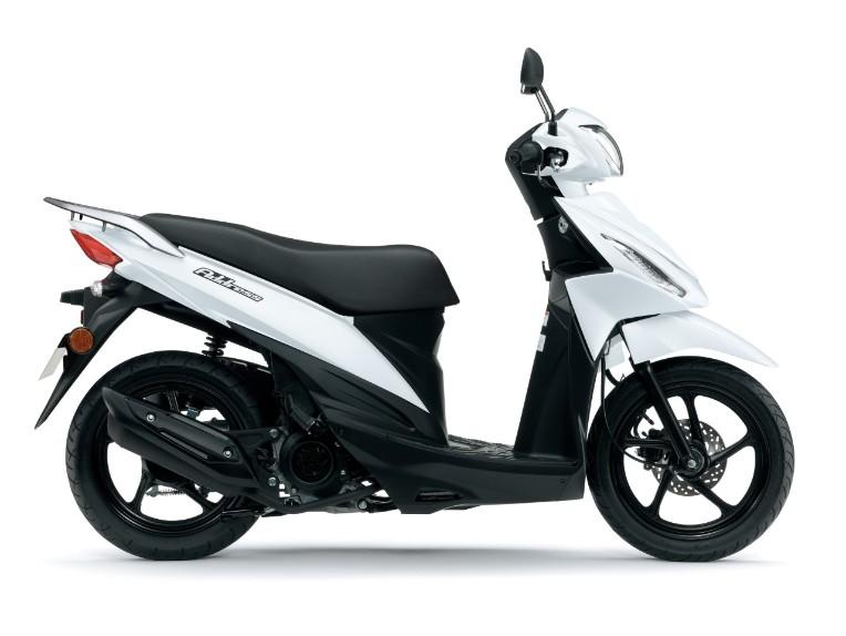 Suzuki UK 110, MH8DE1214LJ102228