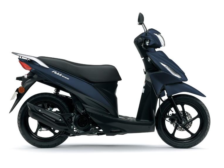 Suzuki UK 110, MH8DE1214LJ102619