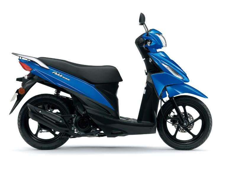 Suzuki UK 110, MH8DE1214LJ102655