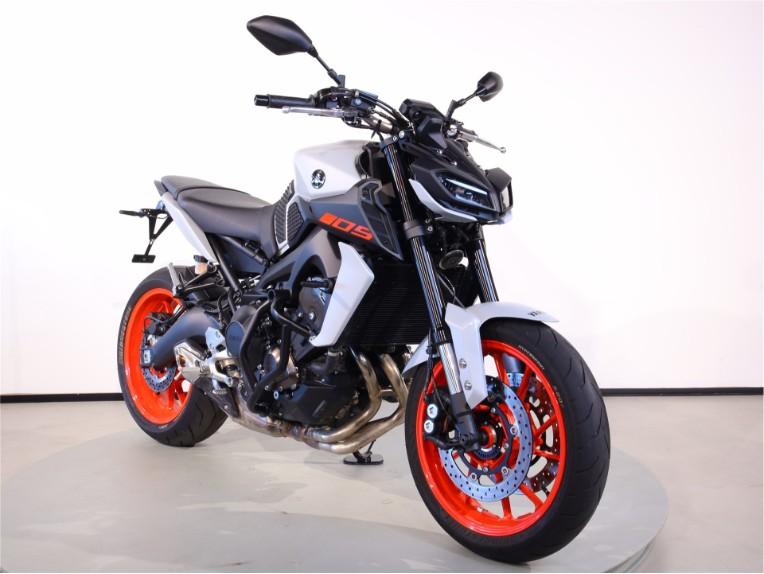 Yamaha MT-09  ABS, JYARN435000028442