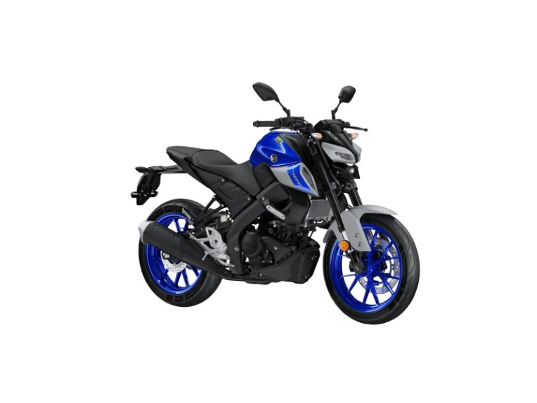Yamaha MT-125, VG5RE402000004558