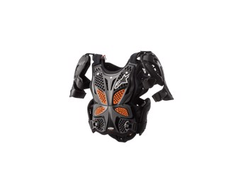 Motocross Panzer: Alpinestars A-10 full chest Protector