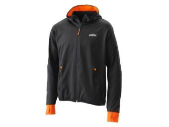 Pullover: Emphasis Zip Hoodie