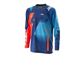 Kinder Motocross Jersey: Kids Gravity-FX Shirt