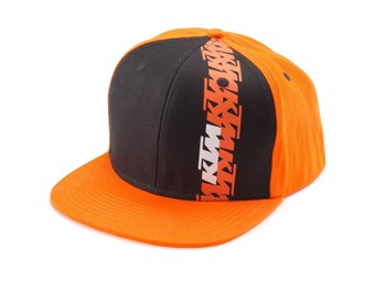 Kappe: Radical Cap orange