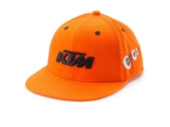 Kappe: Kids Radical Cap orange