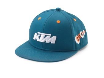 Kappe: Kids Radical Cap blue