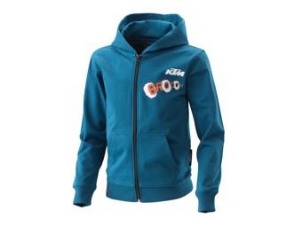 Kinder Kaputzen Pullover: Kids Radical Zip Hoodie