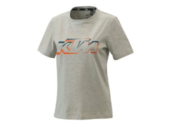 T-Shirt: Women Logo Tee