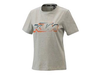 T-Shirt: Women Logo Tee