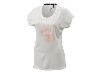 T-Shirt | Women Style tee white