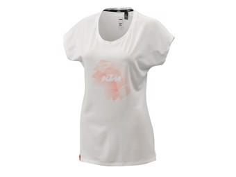 T-Shirt: Women Style tee white