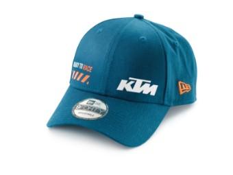 Kappe: Pure Cap Blue